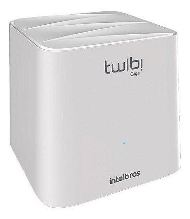 Roteador Intelbras Twibi Wifi Mesh GIGA 2,4 E 5 Ghz 180m2