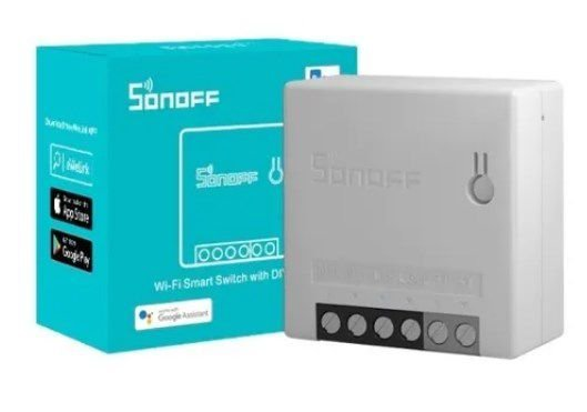 Sonoff Mini Interruptor Wifi Automação Residencial