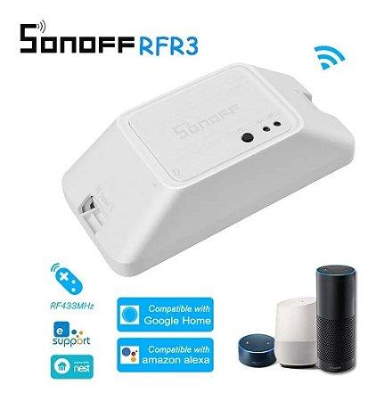 SONOFF RFR3 WIFI Interruptor de Controle de RF DIY Inteligente