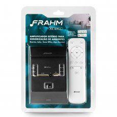 Amplificador de Parede Frahm - RD Wall Bluetooth 60W Preto