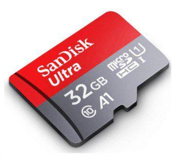 CARTÃO DE MEMÓRIA SANDISK, ORIGINAL,  32GB, ALTA VELOCIDADE, 90 M/S, MICRO SD, CLASSE 10, CARTÃO TF UHS-1 CARTÃO FLASH MICROSD A1 64GB 128GB