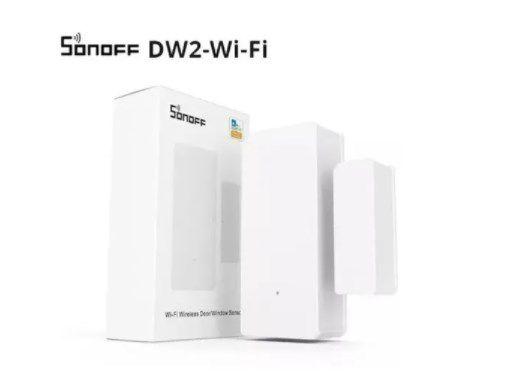 Sonoff Dw2 Sensor Porta Janela Wifi