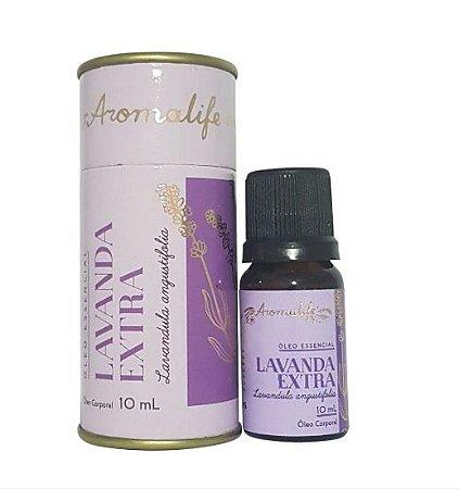 Óleo essencial de Lavanda Extra 10ml - Aromalife