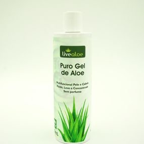 Puro Gel de Aloe Vera 500ml - LiveAloe