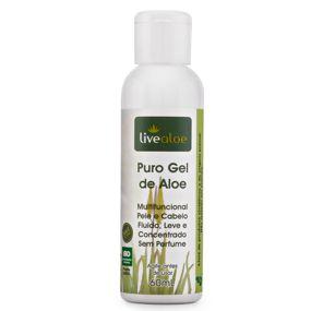 Puro Gel de Aloe Vera 60ml - LiveAloe