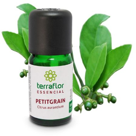 Óleo Essencial Petitgrain 10ml - Terraflor