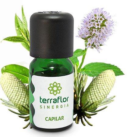 Sinergia Capilar 10ml - Terraflor
