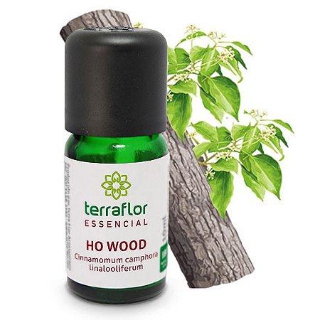 Óleo Essencial de Ho Wood 5ml – Terra Flor