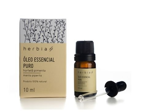 Óleo Essencial Hortelã Pimenta 10ml - Herbia