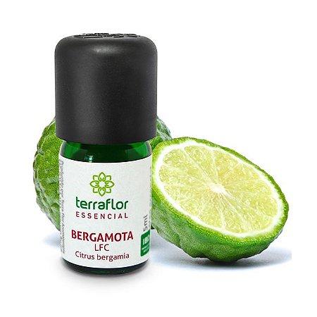 Óleo Essencial de Bergamota LFC 5ml - Terraflor