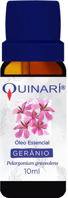 Óleo Essencial Gerânio 10ml - Quinari