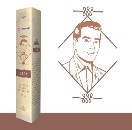 Perfume Vegano Natural Zion 50ml - Quinari