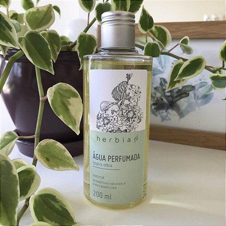 Água Perfumada Refil Lippia Alba 200ml - Herbia