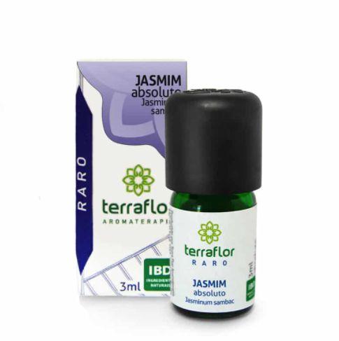 Absoluto de Jasmim Sambac 3ml - Terraflor