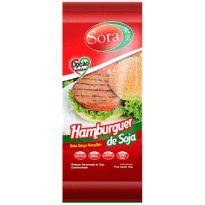 Hambúrguer Vegetal Carne Vermelha 110g Sora