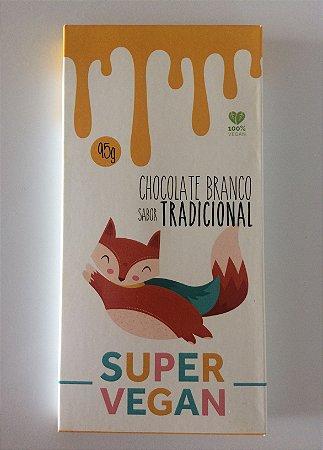 Chocolate Branco sabor tradicional 95g