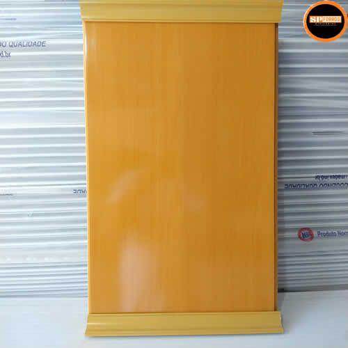 Forro de PVC MADEX 8mm x 20cm x 4.0 m CEREJEIRA BRILHO (PC)
