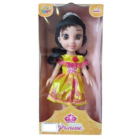Boneca Princesa Bela Pequena - 321