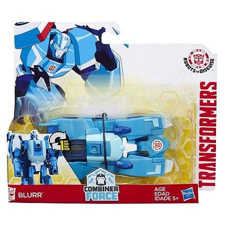 Transformers Combiner Force Blurr - Hasbro C2339
