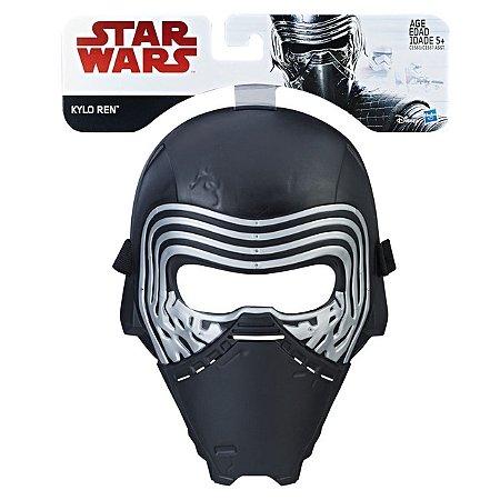 Máscara Star Wars Kylo Ren - Hasbro C1557