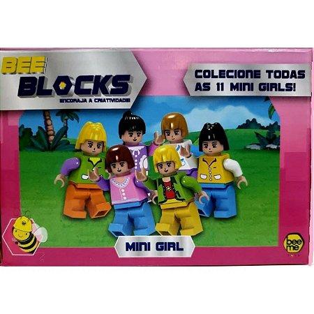 Bee Blocks - Bee Me Toys - Mini Girl