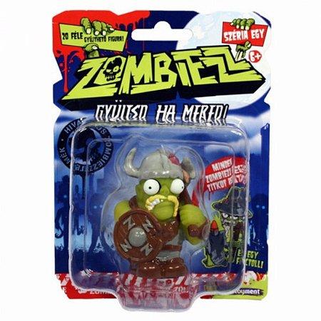 Mini Figura Zumbiezz Magnus Zombiesson - DTC