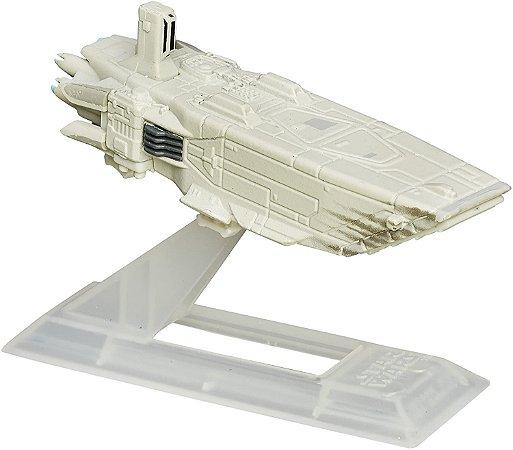 Veículo Star Wars The Black Series Titanium - Blackser Die Cast - First Order Transporter