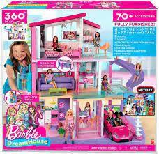 Barbie Casa Dos Sonhos Com Elevador Mattel - GNH53