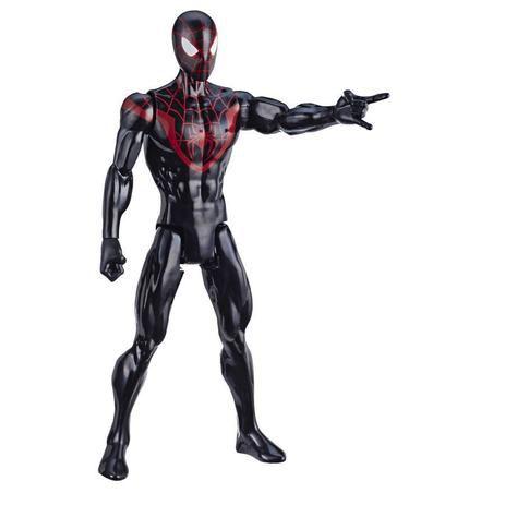 Boneco Avengers Homem-Aranha Miles Morales Titan Hero Hasbro - E8525
