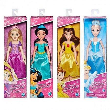 Boneca Princesa Basica Sortida - Hasbro B9996