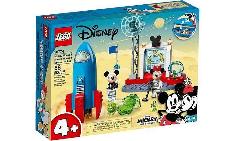 LEGO Disney Foguete Espacial do Mickey Mouse e da Minnie Mouse