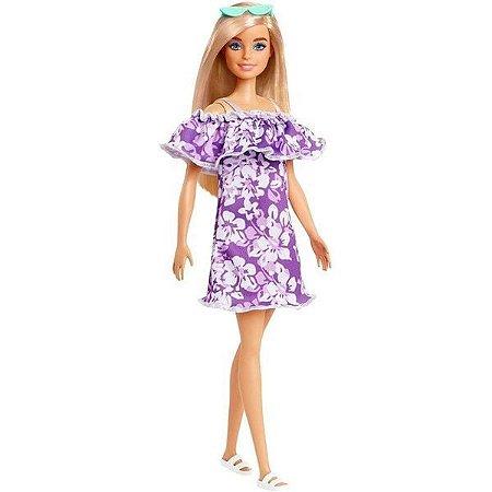 Boneca Barbie Aniversário 50 Anos Malibu - Mattel GRB35