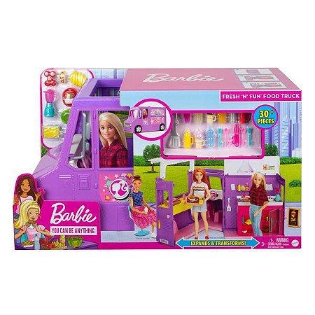 Barbie Food Truck - Mattel GMW07