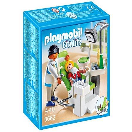 Playmobil City Life Dentista e Paciente - Sunny 1162