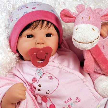 Boneca Bebê Reborn Tall Dreams
