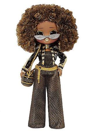 Boneca LoL Surprise Royal Bee O.M.G. Fashion Doll com 20 Surpresas!