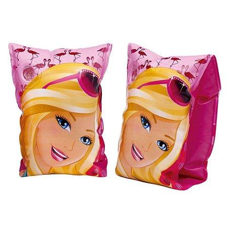 Boia de Braço Infantil Barbie Intex - 76707