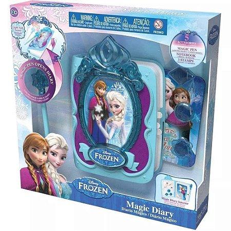 Diário Mágico da Frozen - Intek