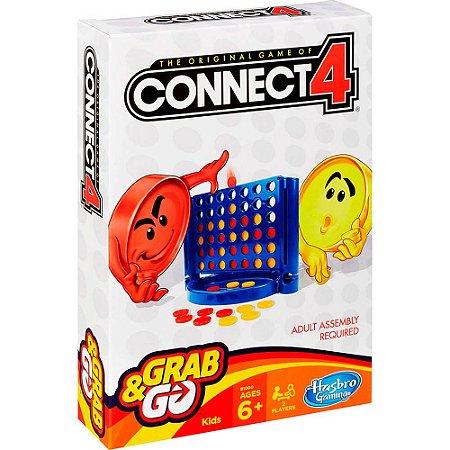 Jogo Conecta 4 - Hasbro