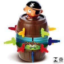 Jogo Pula Pirata da - Estrela