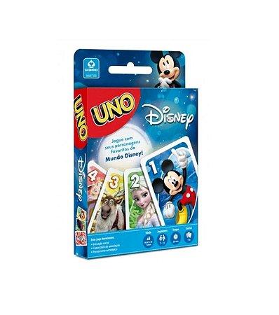 Jogo Uno Disney - Copag