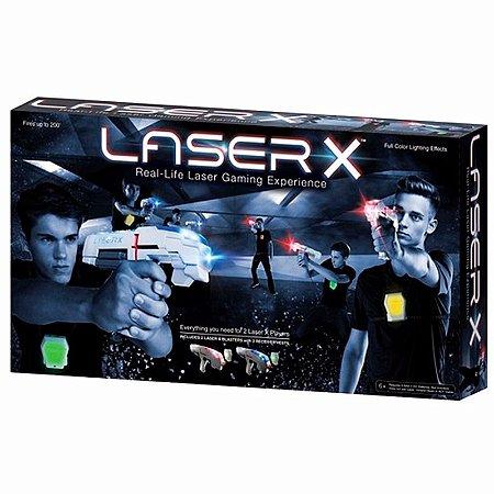 Laser X Lançador Duplo