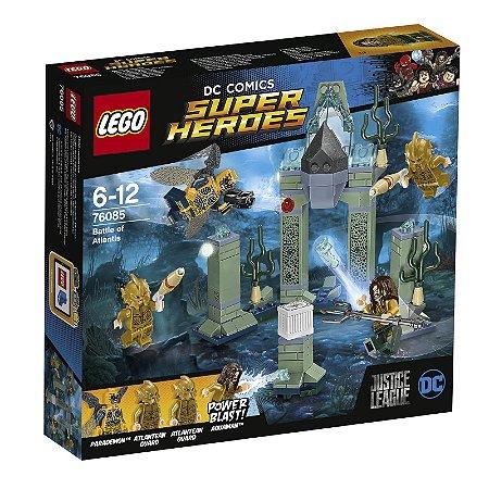 LEGO DC Liga da Justiça Batalha em Atlantis