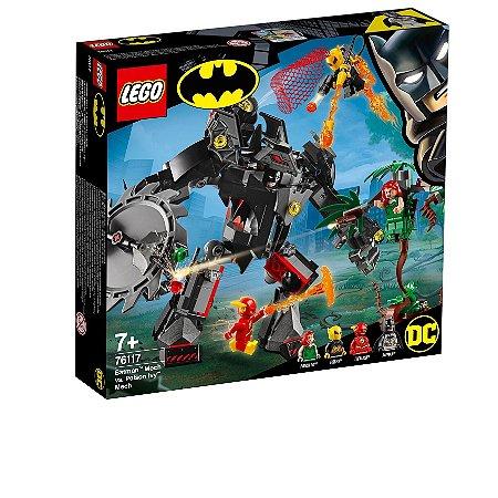 LEGO DC Super Heroes Batman Mech vs. Poison Ivy Mech