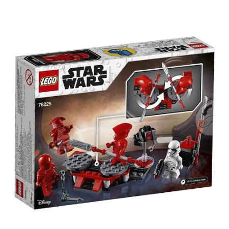 LEGO Star Wars Pack de Batalha Elite Praetorian Guard