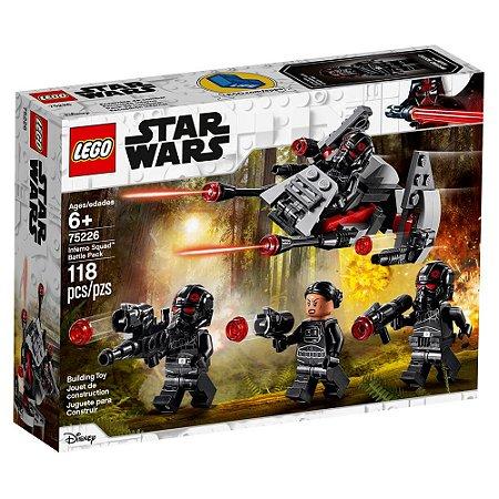 LEGO Star Wars Pacote de Batalha Inferno Squad
