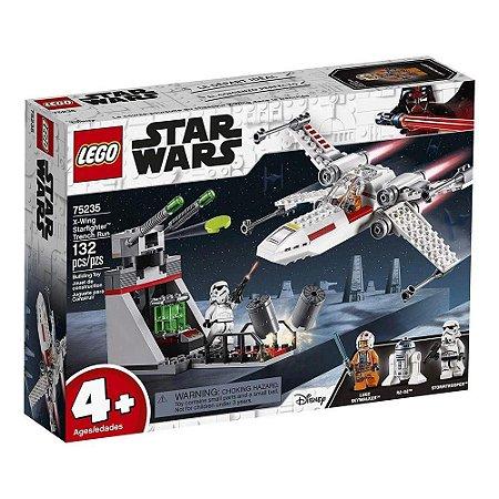 LEGO Star Wars X-Wing Starfigher Trench Run