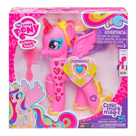 Little Pony Luxo Cadence