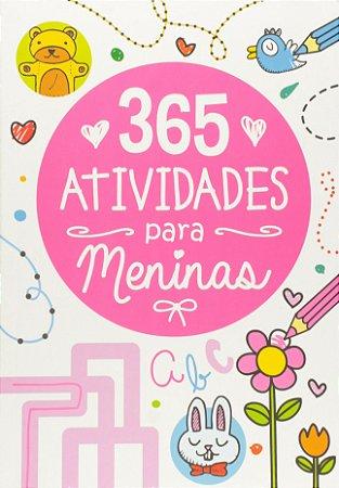 Livro 365 Atividades para Meninas
