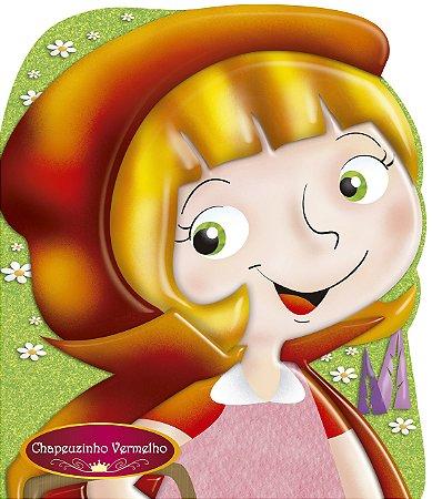 Livro Cartonado Chapeuzinho Vermelho - Contos Clássicos